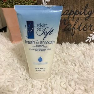 New AVON Shower-off Hair Removal Cream